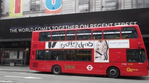 Regent Street in London