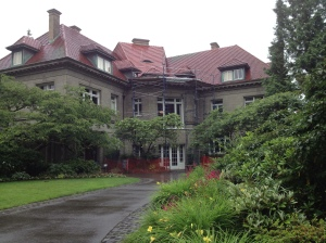Pittock Mansion in Portland, Oregon